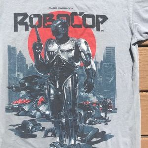 Robocop Graphic T-shirt Sz M
